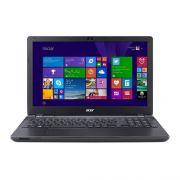"""Notebook Acer E5-571 76K2 - Intel i7 Core, Memória de 8GB, HD 1TB, Gravador de DVD, Leitor de Cartões, Tela 15.6"""" (showroom)"""