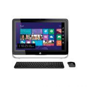 """Computador ALL IN ONE HP - Intel Core i5, Memória de 4GB, HD 500GB, Placa de Vídeo  NVIDIA GeForce 710A 1GB, Tela 23"""" Full HD"""
