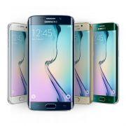Smartphone Samsung Galaxy S6 Edge SM-G925 - 32GB, Tela AMOLED Quad HD, Câmerade 16MP + Selfie de 5MP, Gravação de Vïdeo UHD 4K, Processador Octa-Core, NFC