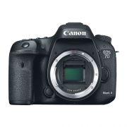 "Câmera Digital Canon EOS 7D Mark II (Somente corpo) - 20,2MP, Sensor CMOS, DIGIC 6 Duplo, Vídeos Full HD, 10 FPS, ISO até 16000, HDMI, Tela de 3"" *"