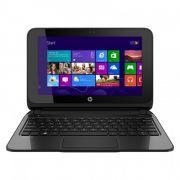 """Notebook HP E013LA - Intel Dual Core, Memória de 2GB, HD 500GB, HDMI, USB, Windows 8, Tela TouchScreen de 11"""" (Showroom)"""