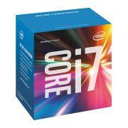 Processador Intel Core i7-6700 LGA 1151 - 3.4GHz, 8MB de cache, HD Graphics 530, Skylake 6ª Geração *