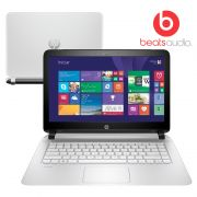 Notebook HP Pavilion 14-V066BR - Intel Core i7, 8GB de Memória, Placa de Vídeo Geforce 2GB, HD de 1TB, Beats Audio, Windows, Tela LED de 14 (seminovo)