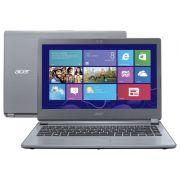 Notebook Acer Aspire V5-472-6_BR826 Ultrabook - Intel Core i3, 8GB de Memória, HD de 500GB, Áudio Dolby Home Theater V4, Design ultra fino, Windows 8, Tela LED de 14