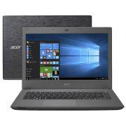 """Notebook Acer Aspire E5-473-5896 - Intel Core i5 , 4GB de memória, HD de 1TB, HDMI, Bluetooth, Tela LED de 14.1"""", Windows 10 (showroom)"""