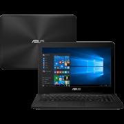 Notebook Asus Z550m - Intel Quad Core, 4GB de Memória, HD de 500GB, Bluetooth, Tela LED de 15.6