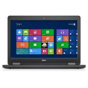 "Notebook DELL Latitude Ultrabook E5450 - Intel Core i5 VPro de 5°Geração, 4GB de Memória, HD de 500GB, Wireless AC, Bluetooth, Tela LED Full HD de 14"""