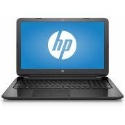 Notebook HP 15-F - Intel Dual Core, 4GB de Memória, HD de 500GB, Teclado numérico, Tela LED de 15.6