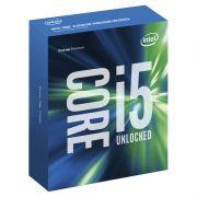 Processador Intel Core i5-6600K Skylake de 6° Geração - Suporte a 4K, Cache de 6MB - LGA 1151 *