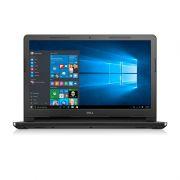 "Notebook Dell Inspiron 3552 - Intel Quad Core, 8GB de Memória, HD de 500GB, Teclado Numérico, HDMI, Tela de 15.6"" e Windows 10 - i3552-3240"