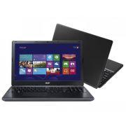 Notebook Acer E5-571-32EG - Intel Core i3 (5° Geração), Memoria 4GB, HD 500GB Tela LED 15,6 Windows 8.1 (showroom)