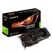 Placa de Video Gigabyte NVIDIA Gaming GTX1060 - 6GB,192 BITS GDDR5 - GV-N1060G1 *