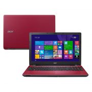 Notebook Acer Aspire E5-571 Intel Core i3, 4GB de memória, HD de 1TB, HDMI, Tela LED de 15.6