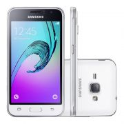 Smartphone Samsung Galaxy J1 Mini Prime, 8GB, Dual Chip, Câmera de 5MP - J106B, Branco *