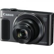 "Câmera Digital Canon SX-620HS com 20.2 Megapixels e Processador DIGIC 4,  Zoom de 25x , WI-FI, NFC, 3"" *"