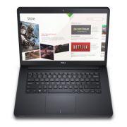 """Notebook Dell Inspiron 14-5448- Intel Core i5, 6GB de Memória, HD de 1TB,  Tela HD de 14""""  showroom"""
