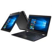 Notebook 2 em 1 Lenovo Ultrabook Yoga 510 com Intel Core i5, 6ªGeração, 8Gb de Memória, HD de 1TB, Leitor de Cartões, HDMI, Wireless AC, Tela  14