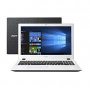 """Notebook Acer Aspire E5 574 , Intel Core i5, Memória de 4Gb, HD de 500Gb, Leitor de cartões, Gravador de DVD, HDMI, Tela de 15,6"""", Windows 10 – Branco - E5-574-59LD"""