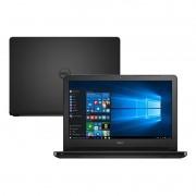 "Notebook Dell Inspiron 5468 - Intel Core i5, 4GB, HD 1TB, Tela LED 14"", Windows 10"