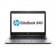 "Notebook HP ELITEBOOK 840 G3 - Intel Core i5, 4GB de memória, SSD de 128Gb, Wireless A.C, Biometrico, Tela 14"", Windows PRO (showroom)"