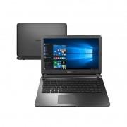 """Notebook HP Compaq Presário CQ21 - Intel Core i3, 4GB de Memória, HD de 500Gb, HDMI, Leitor de Cartões, Tela de 14"""", Windows 10"""
