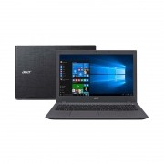 Notebook Acer Aspire E5-573G, Intel Core i7, 16GB de Memória, HD de 1TB, Placa de Vídeo GeForce 920M de 2GB, HDMI, Tela 15.6