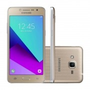 Smartphone Samsung Galaxy J2 Prime, com 8GB, Quad Core, 4G, Câmera CMOS de 8.0MP com Flash, Dual Chip, Tela de 5.0