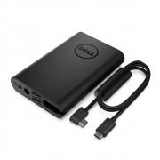 Carregador Portátil DELL, 4 Células/45w,  USB-C, 12,000mah - PW7015MC