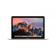 Notebook Apple Macbook Gold - Intel Core M3, 8GB de Memória, SSD de 256 GB, Force Touch, USB C - MNYK2 (início de 2017), Dourado