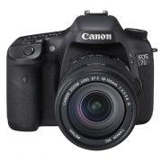 Câmera Digital Canon EOS 7D + Lente 18-135mm - 18MP, Sensor CMOS, DIGIC 4 Duplo, Vídeos Full HD, 8 FPS, ISO até 12800, HDMI, Tela de 3