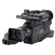 "Filmadora Camcorder Panasonic AG AC7P + Bolsa - AVCHD, Vídeo Full HD, Zoom Óptico 23x - 16.8x, Tela de 2.7"" *"