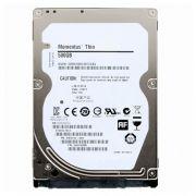"HD para Notebook 500GB - 2.5"" *"