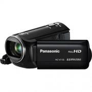 Filmadora Panasonic HC-V110M - Sensor CMOS, Zoom Óptico 38x, Steadyshot, Tela de 2.7´