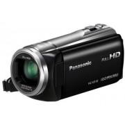 Filmadora Panasonic HC-V510 - 2.51MP, Sensor BSI CMOS, Zoom Óptico 50x, Vídeo Full HD, Tela de 3´