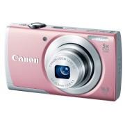 "Câmera Digital Canon Powershot A2600 Preta, 16MP, LCD 3.0"", Zoom Óptico 5X, Vídeos HD"