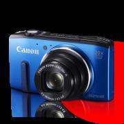 Camera Canon PowerShot SX270 HS (12.1MP, Full HD, Zoom 20x)