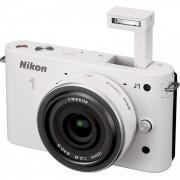 Câmera Digital Nikon J1 / Branca / 10 Megapixels / Kit Lente 10-30mm VR