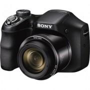 Câmera Digital Sony DSC-H200  + SD 16GB + Bolsa (20.1MP, 26x Zoom óptico, Foto Panorâmica, Filma em HD)