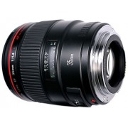 Lente Objetiva Canon EF 35mm - F/1.4L USM Grande Angular *