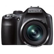 "Câmera Digital Fujifilm Finepix SL310  + SD 16GB + Bolsa - 14MP, Sensor CCD, Zoom Óptico 30x, Video Full HD, Tela de 3"""