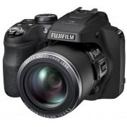 Câmera Digital Fujifilm FinePix SL1000 (16 MP, Sensor BSI-CMOS, Zoom Óptico 50x, Estabilizador de Imagem, LCD 3.0´, Vídeo Full HD 1080i, Foto Panorama, LCD 3)