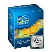 Processador Intel Core i3 3ª Geração - Velocidade 3.4 GHz, Cache 3MB, Dual Channel,  PCI-Express: 2.0