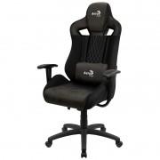 Cadeira Gamer Earl Iron Black Aerocool Preta