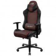 Cadeira Gamer Knight Burgundy Red Aerocool Preta/Vermelho