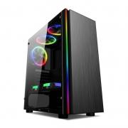 Computador Gamer - Intel Core i3-9100F 9ª Geração, 8GB DDR4, HD 1TB, Placa de Vídeo  Geforce GTX750Ti, Fonte 400W Real