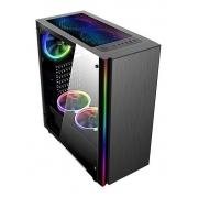 Computador Gamer - Intel Core i5-10400F 10ª Geração, 8GB DDR4, HD de 1TB, Placa de Vídeo  Geforce GTX750Ti, Fonte 500W Real