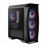 Computador Gamer - Intel Core i5-11400F 11ª Geração, 8GB 3000Mhz, HD 1TB, Placa de Vídeo GTX1660 Super 6GB, Fonte 500W Real