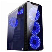 Computador Gamer - Intel Core i5 8600 8ª Geração, 8GB DDR4, HD de 1TB, RX570 de 4GB, Fonte 500W Real