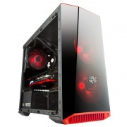 Computador Gamer - Intel Core i7-10700F 10ª Geração, 8GB 3000Mhz, HD de 1TB, Placa de Vídeo GTX1660 Super 6GB, Fonte 500W Real