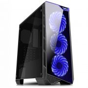Computador Gamer - Intel Core i7-9700F 9ª Geração, 16GB DDR4, HD de 1TB, Placa de Vídeo RTX 2060 6GB, Fonte 600W Real